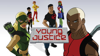 Netflix Box Art for Young Justice - Season 2